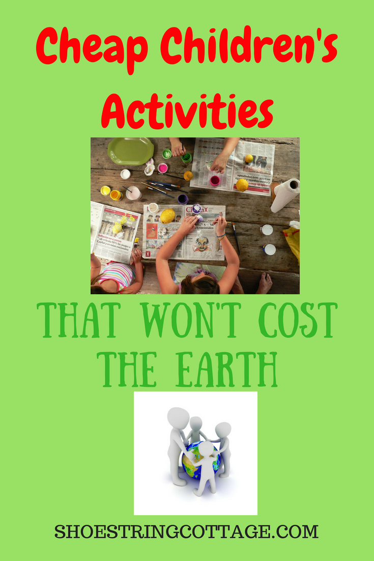 Cheap Children's Activities