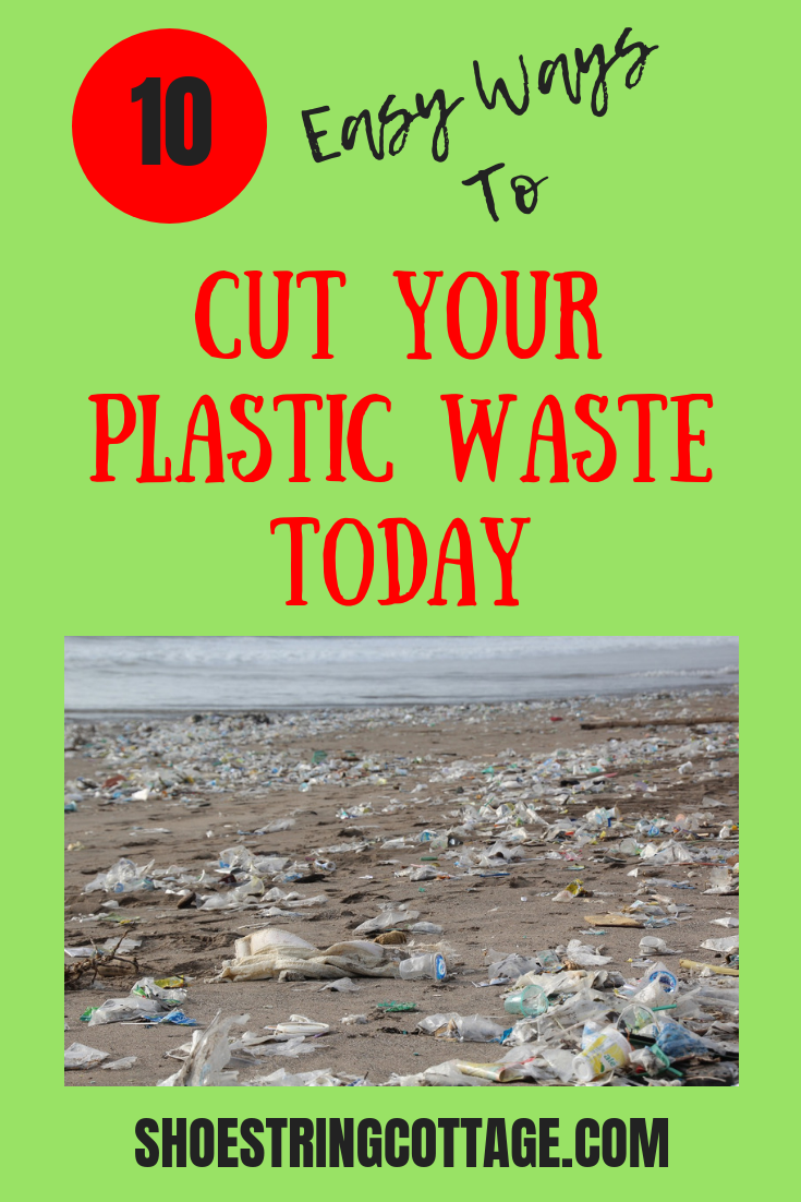cut your plastic waste