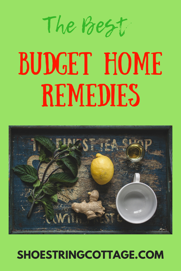 budget home remedies