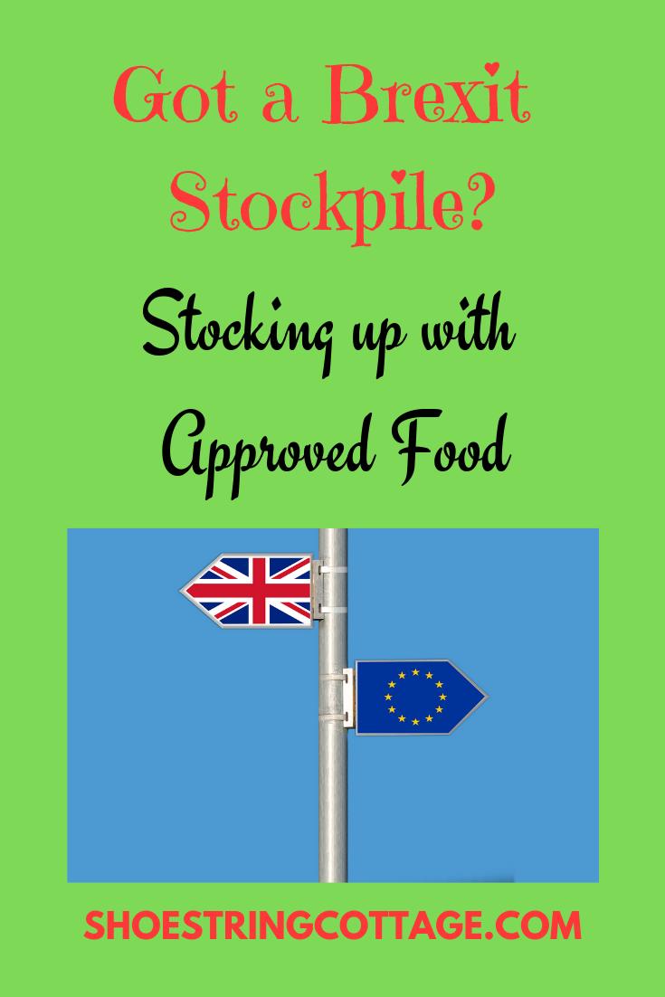 Brexit Stockpile