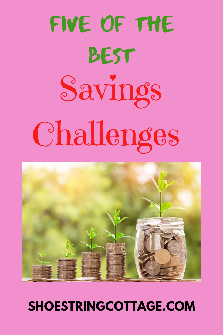 BEST SAVINGS CHALLENGES