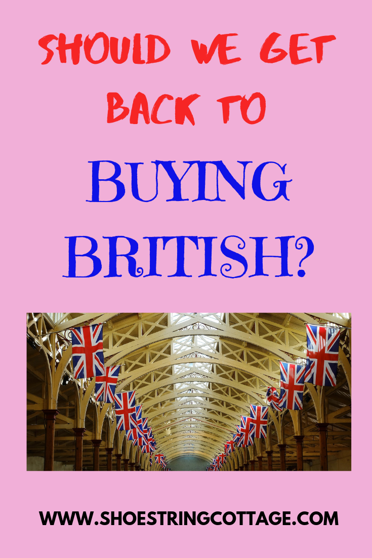 buying british