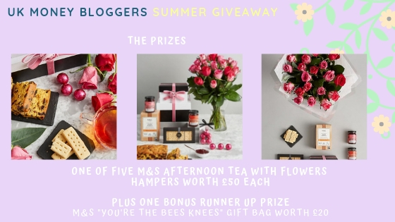 UK Money bloggers competition