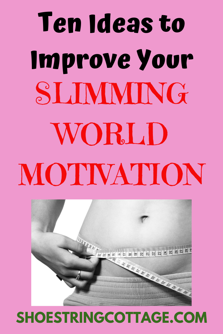 Slimming World motivation