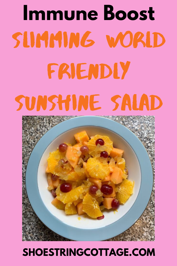 slimming world friendly fruit salad