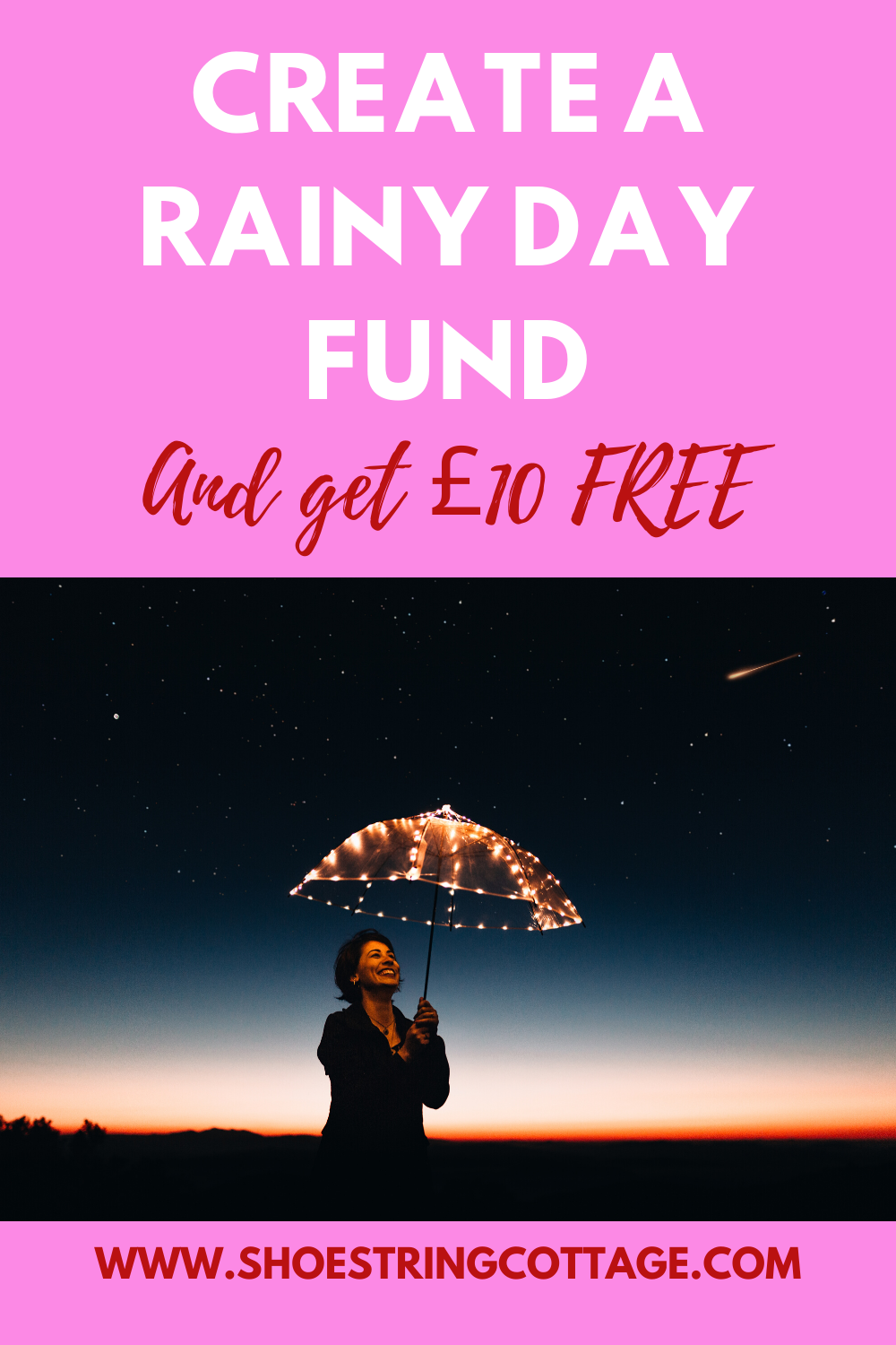 rainy day fund