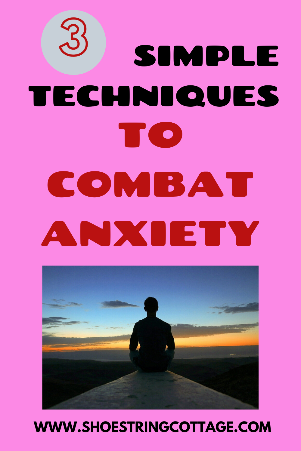 techniques to combat anxiety